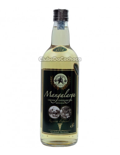 Cachaça Mangalarga Premium 750 ml