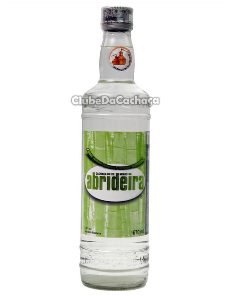 Cachaça Abrideira 670 ml