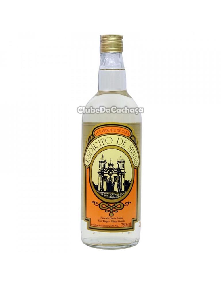 Cachaça Espírito de Minas Ouro 750 ml