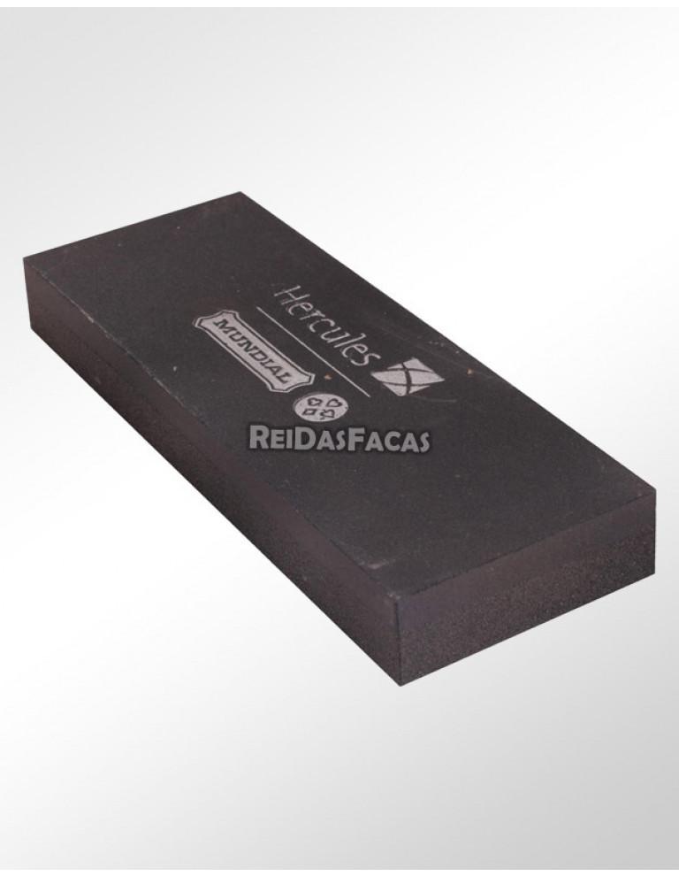 PEDRA DE AFIAÇÃO DUPLA FACE 20 cm MUNDIAL P200-075