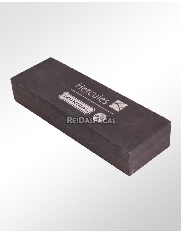 PEDRA DE AFIAÇÃO DUPLA FACE 15 cm MUNDIAL P150-050