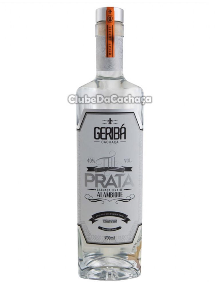 Cachaça Geribá Prata 700 ml