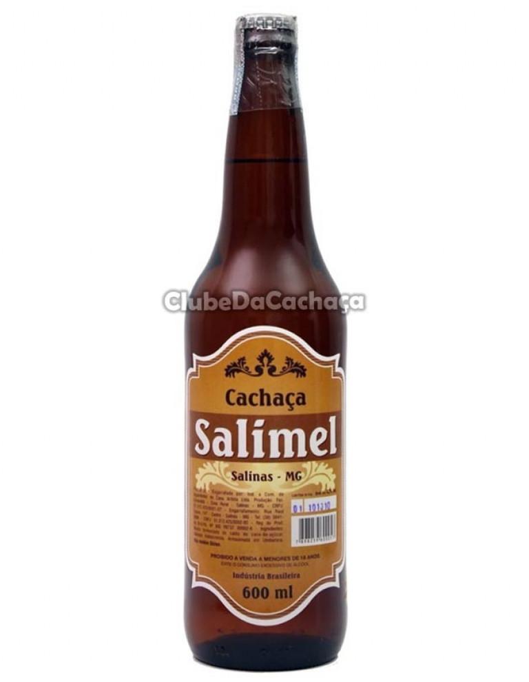 Cachaça Salimel Ouro 600 ml