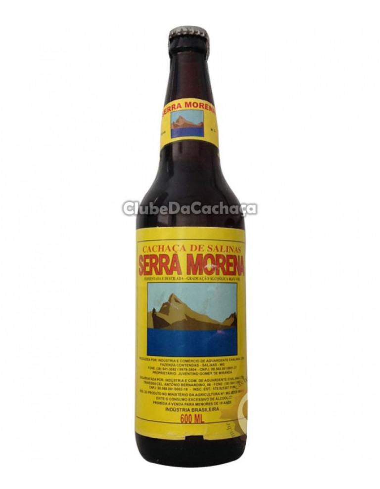 Cachaça Serra Morena de Salinas 600 ml