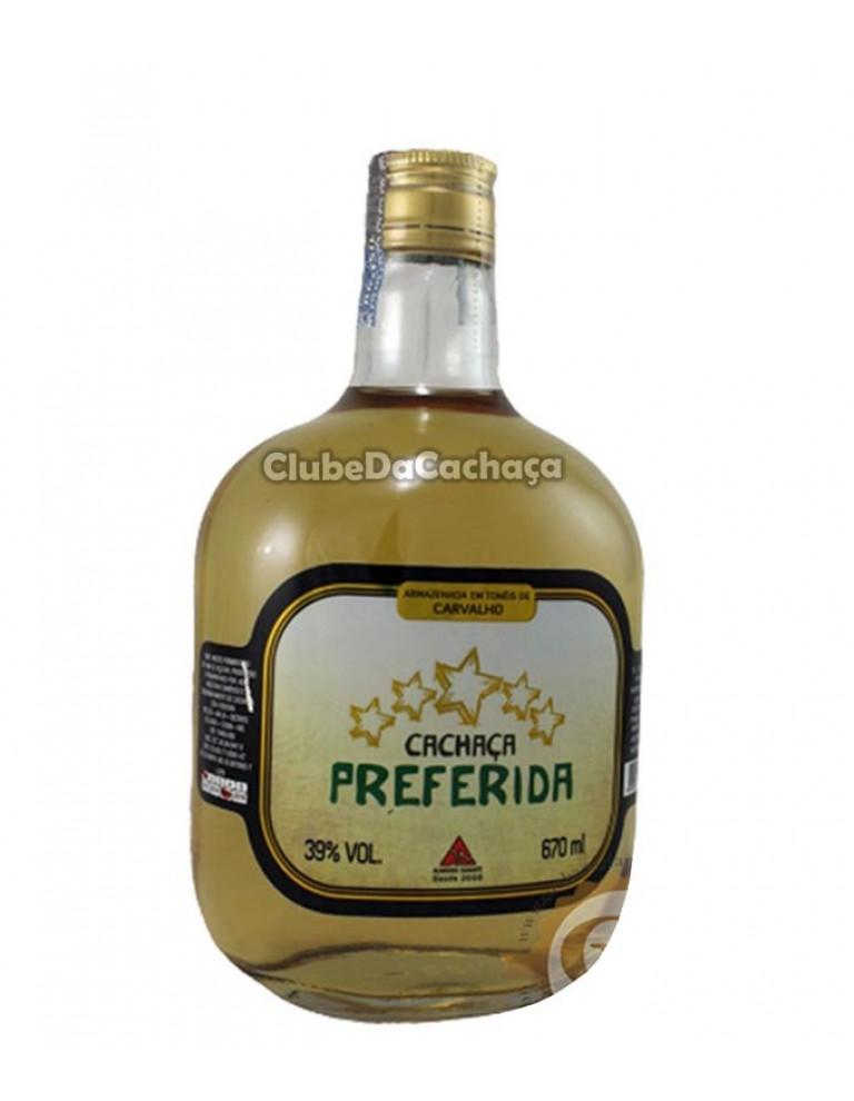 Cachaça Preferida Carvalho (GP) 670 ml